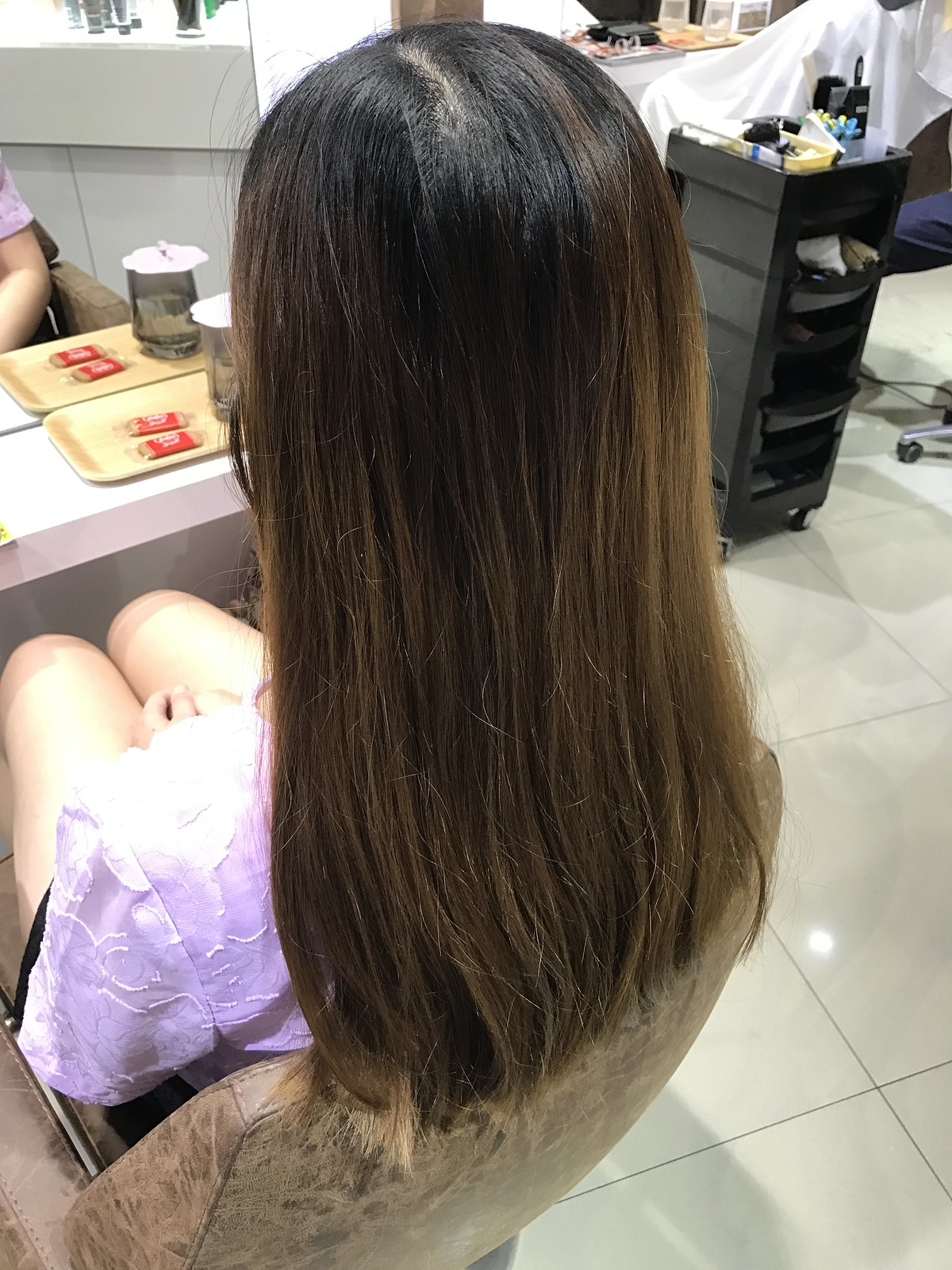 Kenjo Salon Davines Hair Color Review Archives Missuschewy