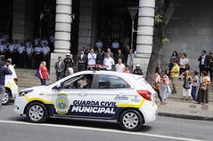 Guarda Municipal apresenta frota de veículos e adota nova identidade visual