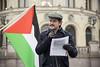 Nikos Tavridis-Hansen, BDS Norge - markering mot Israels nye innreiselov
