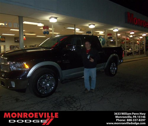 Monroeville Dodge would like to wish a Happy Birthday to Peter Maltese Jr! by Monroeville Dodge
