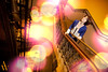 Stairs to another universe - Elizabeth (Bioshock Infinite)