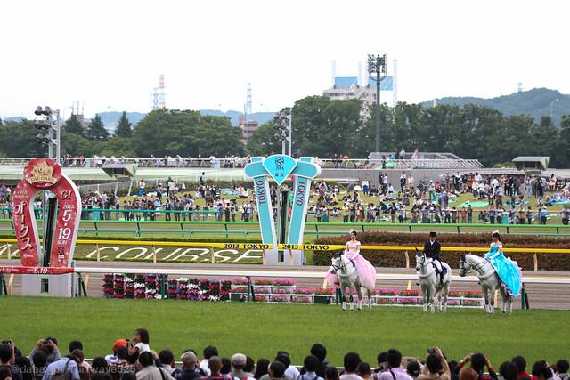 20130519 東京競馬場 / Tokyo R.C.