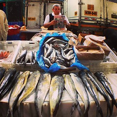 Morning at the Fish Terminal  #wholejourneys #limafood