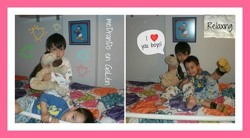 Pablo, Patch & Miguel