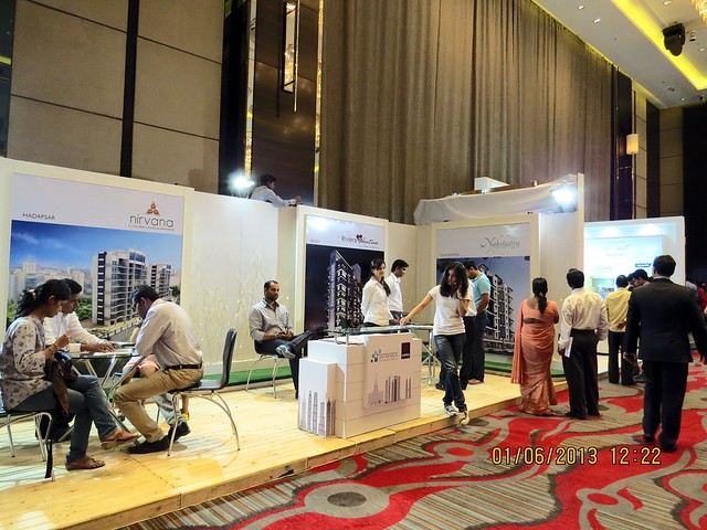 www.skywardsdevelopers.com - Visit Times Property Showcase 2013, 1st &2nd June 2013, JW Marriott, S B Road, Pune