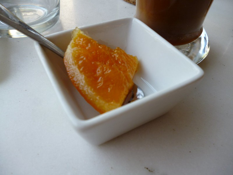 Sugared orange