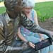 Judy and Robert Frost by at.keene