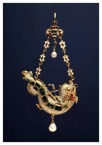 007- Colgante- Holanda -1600-The Walters Art Museum