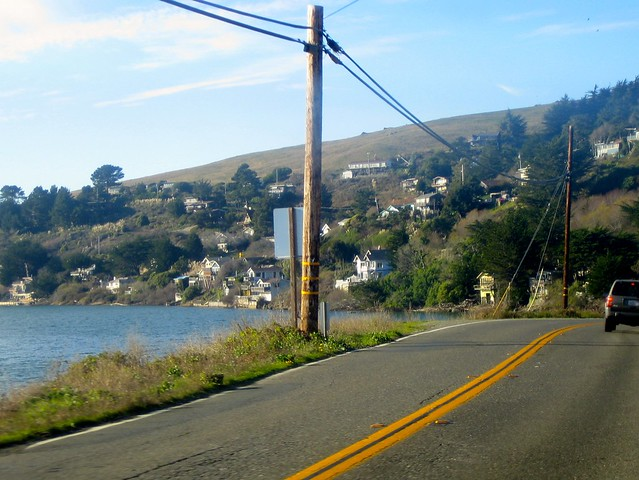 Coastal California Town
