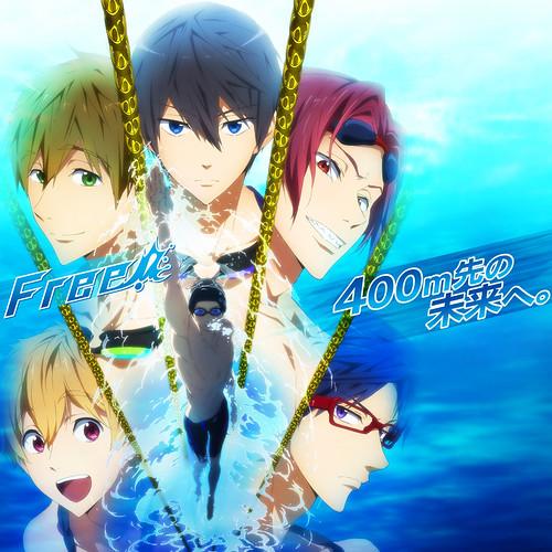 130612 - 美少女妹妹、美女老師一同豋場!高中生男子的競泳動畫《Free!》將在7/3正式開播!  1