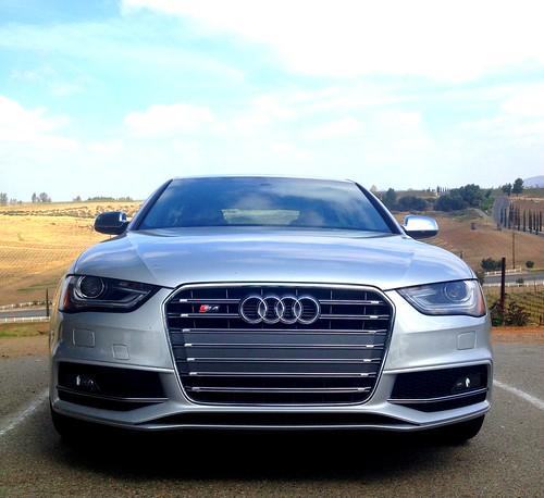 2013 Audi S4 Grill