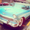 #1956 #chevrolet #car #blue #nj #westnewyork by Cmcastromario13