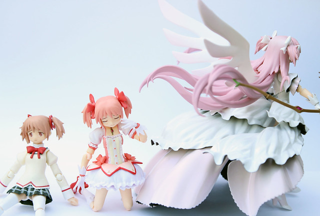 stages of madoka