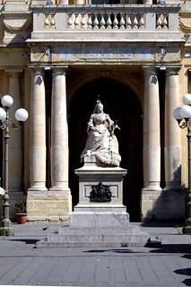 Imagen de Queen Victoria. mediterranean malta republicofmalta
