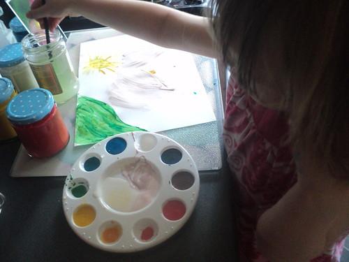 Atelier Rowan working