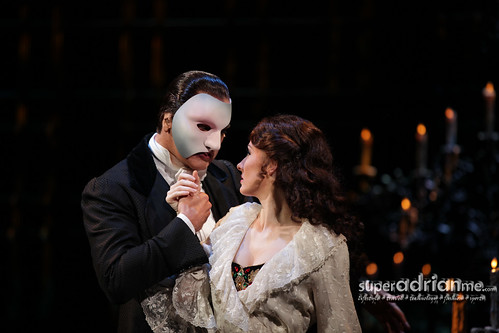 Phantom of the Opera at MasterCard Theaters 2013