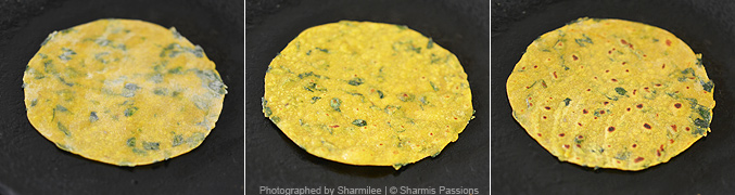 Methi Thepla Recipe - Step3