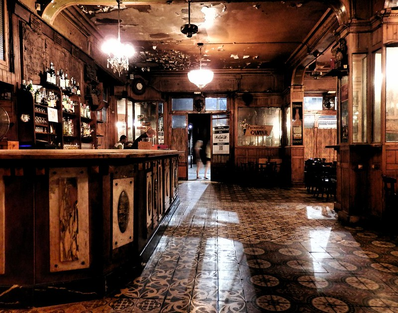 Barcelona's Oldest Bar Marsella