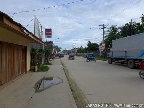 Back at the town proper of Roxas, Palawan