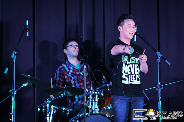 Jason Chen & Clara C Live In KL 2013 @ Bently Music Auditorium