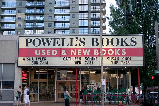 Powell's!