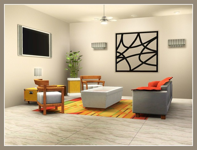 Central Air - Interior 03 - Living Room