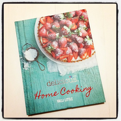 Gorgeous #seasonal cookbook from @deliciousmagazine
