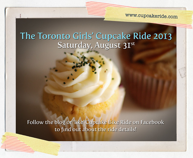 August 2013 Cupcake Ride!