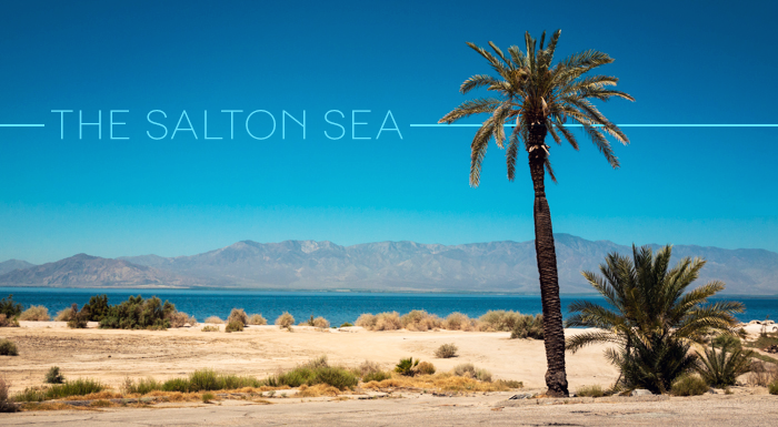 The Salton Sea California 1