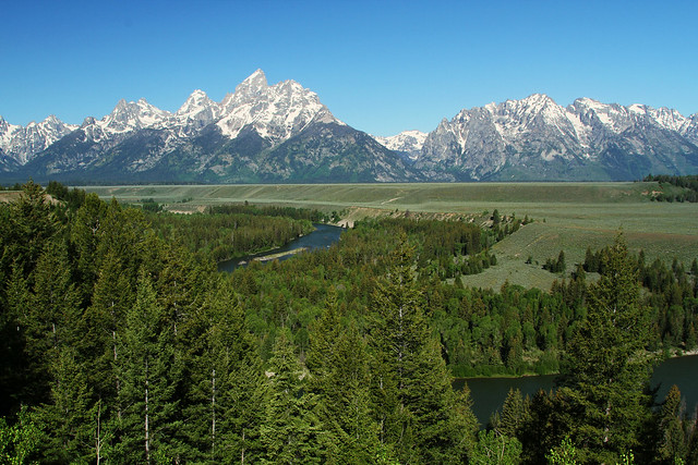 Grand Teton National Park Overlooks: Scenic Beauty Everywhere You Look