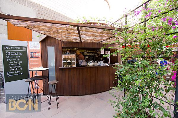 Café d'Estiu, Barcelona