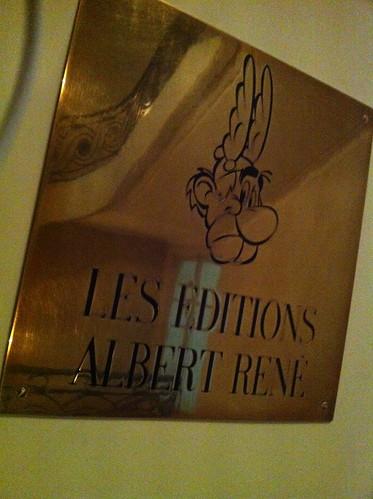 Editions Albert René Astérix et Obélix