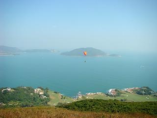 33 Uitzicht richting Tung Lung Chau