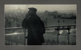 Méditation à Paris...