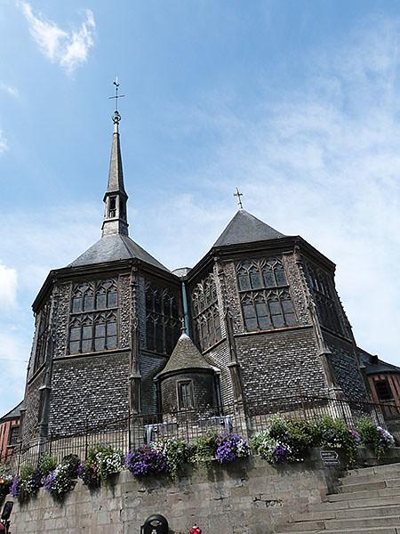 église honfleur