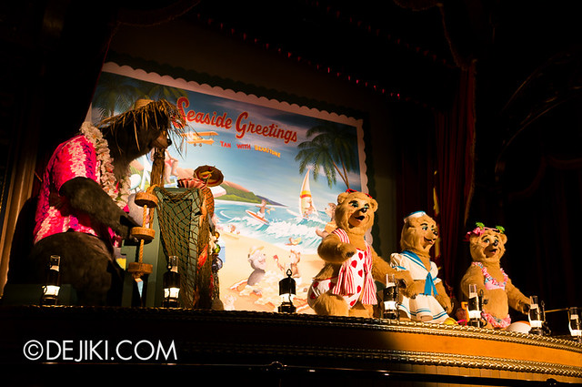 Tokyo Disneyland - Westernland - Country Bear Theater