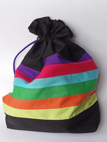 Fondant Fibre Bag 01
