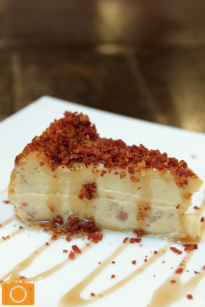 Urbn Bar Maple Bacon Cheesecake