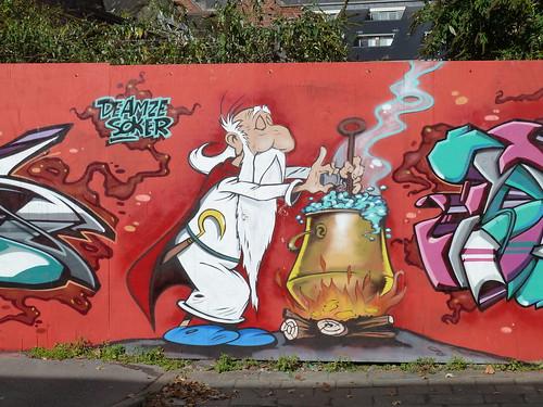 Deamz & Soker: Asterix