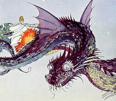 purple, wing, fictional character, drawing, dragon, cartoon, illustration,