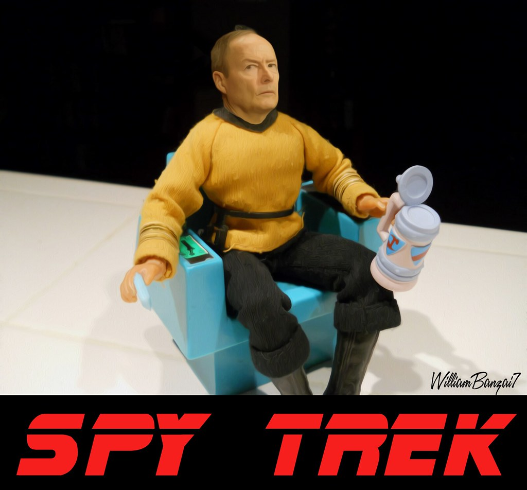 SPY TREK (WHAT DO U MEAN A MOVIE?)