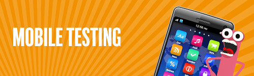 Mobile Testing Course