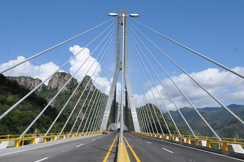 Image result for Puente Ing. Antonio Dovalí Jaime