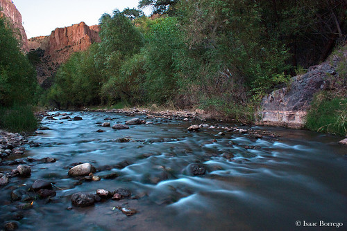 Aravaipa Creek, Arizona
