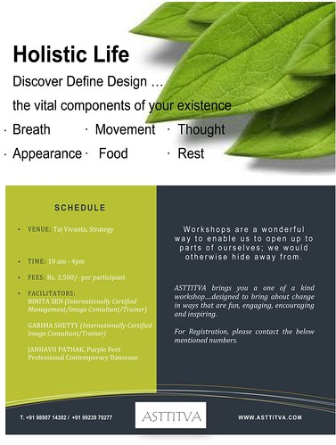 Holistic Life Flyer (1)