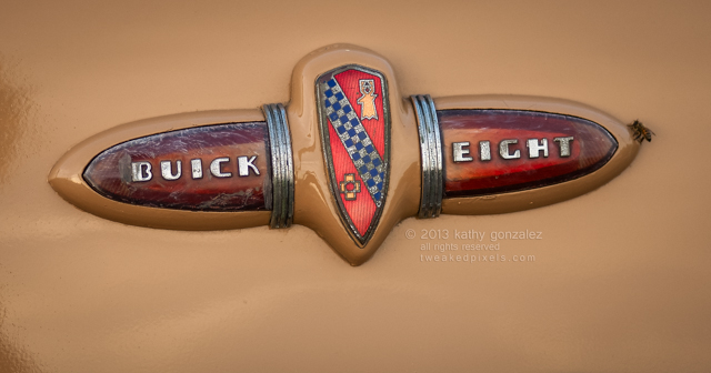 buick eight with a buzz