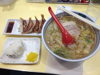Dinner in Osaka