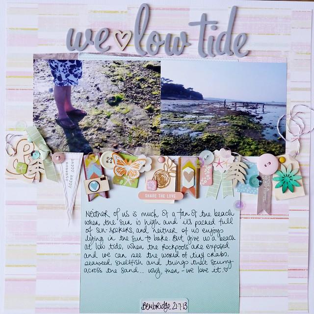 We <3 low tide