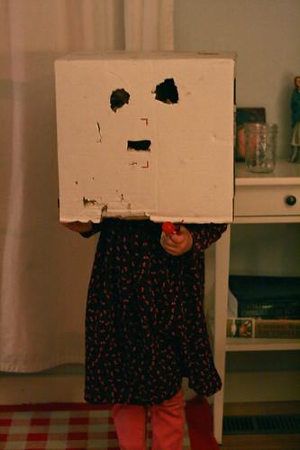"""""""I. Am. A. Robot."""""""