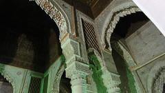 Les tombeaux Saadiens, Marrakech